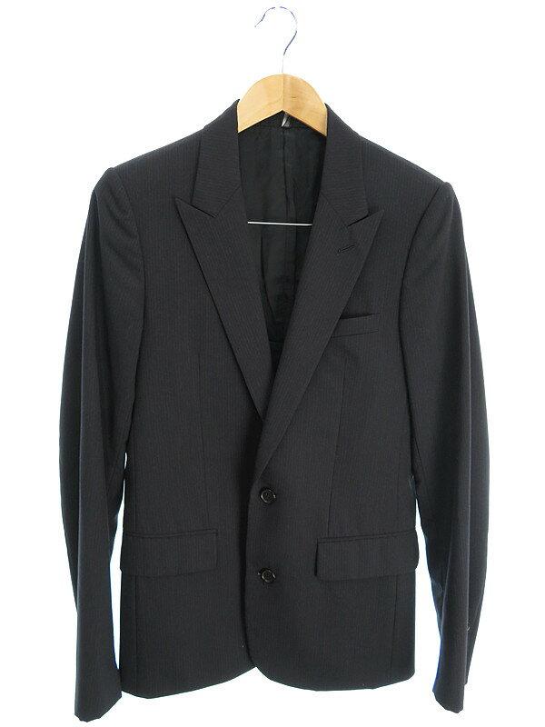 【Dior Homme】【アウター】ディオールオム『テーラードジャケット size44』メンズ ブレザー 1週間保証【中古】