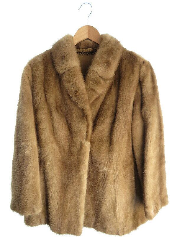 【毛皮】【アウター】ノーブランド『毛皮 コート size13』レディース 1週間保証【中古】