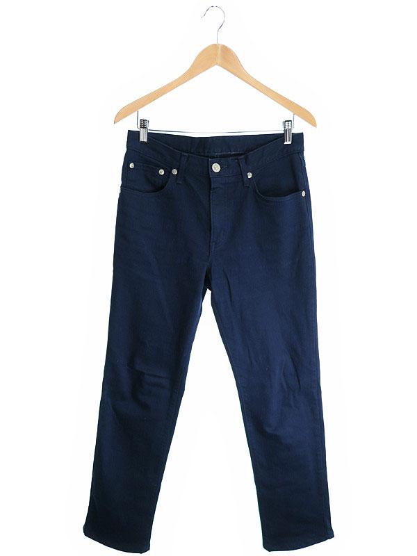 【EDWIN】【ジーパン】【ボトムス】エドウィン『カラージーンズ size30』メンズ デニムパンツ 1週間保証【中古】