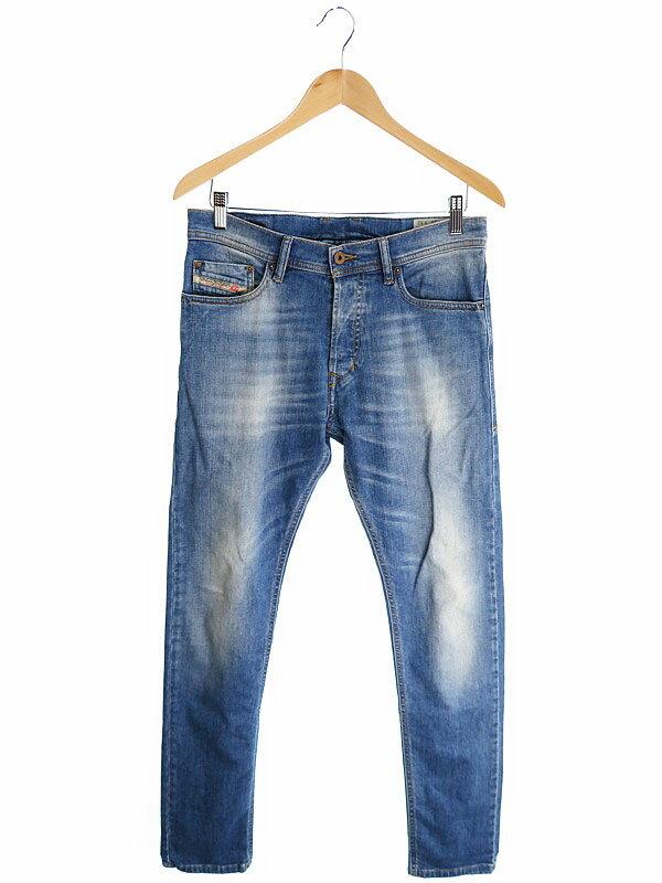 【DIESEL】【ジーパン】【ボトムス】ディーゼル『TEPPHAR ジーンズ sizeW29_L32』メンズ デニムパンツ 1週間保証【中古】