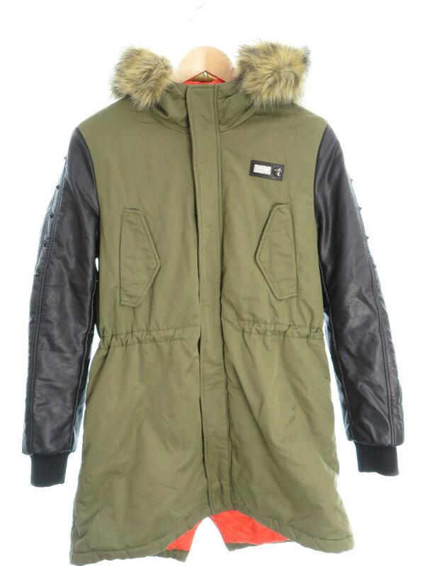 【DIESEL】【アウター】ディーゼル『モッズコート size14』メンズ ジャケット 1週間保証【中古】