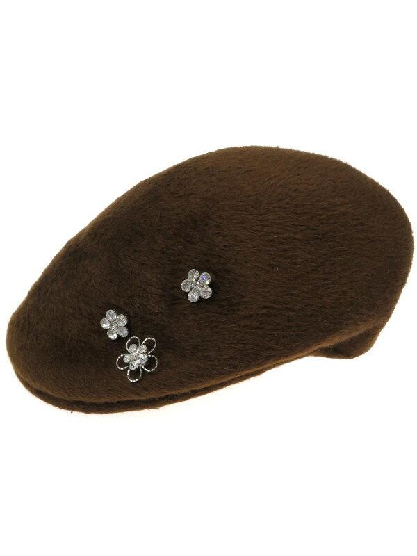 【ANTEPRIMA】アンテプリマ『ハンチング sizeМ』レディース 帽子 1週間保証【中古】