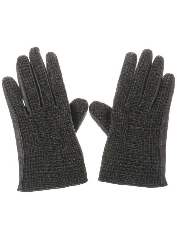 【UNITED ARROWS】ユナイテッドアローズ『切り替えグローブ sizeM』メンズ 手袋 1週間保証【中古】