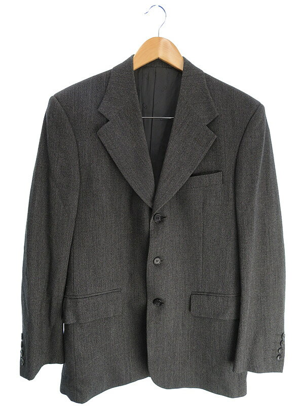 【Christian Dior MONSIEUR】【上下セット】【ツーピース】クリスチャンディオールムッシュ『セットアップスーツ size37』メンズ 1週間保証【中古】