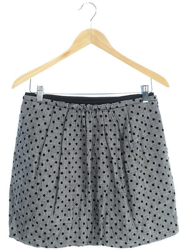 【SEE BY CHLOE】【ボトムス】シーバイクロエ『ウール混スカート size36』レディース 1週間保証【中古】