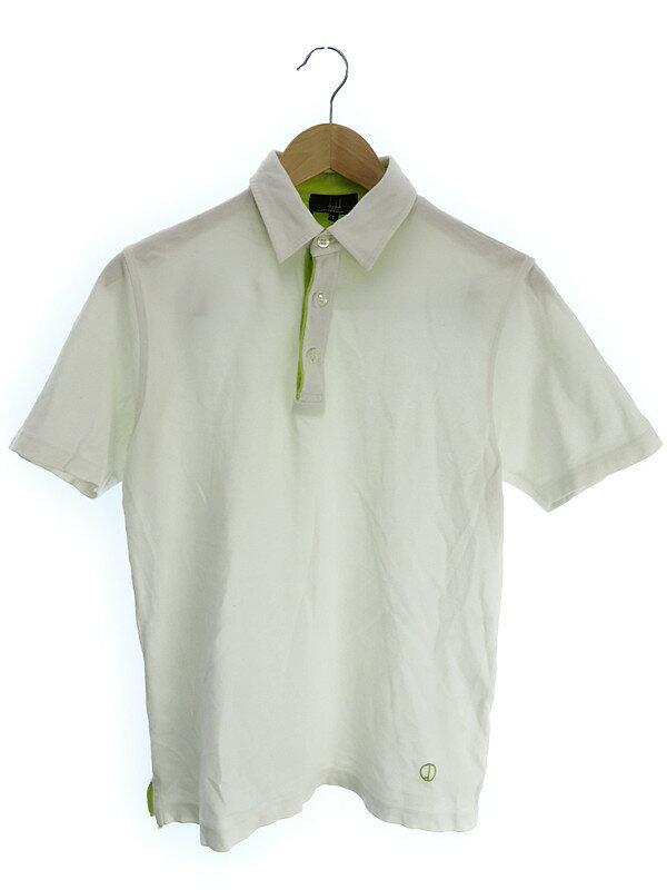 【dunhill】【トップス】ダンヒル『半袖ポロシャツ sizeS』メンズ 1週間保証【中古】