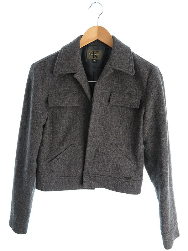【Calvin Klein】【上下セット】【2ピース】カルバンクライン『セットアップスカートスーツ size4』レディース 1週間保証【中古】