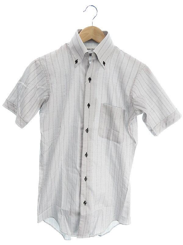【JOHN PEARSE】【トップス】ジョンピアース『半袖シャツ』メンズ 1週間保証【中古】