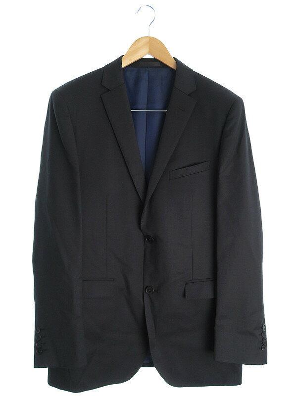 【BLACK LABEL CRESTBRIDGE】【2ピース】ブラックレーベルクレストブリッジ『スーツ上下セット size42L』メンズ セットアップ 1週間保証【中古】