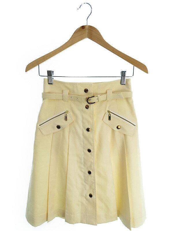 【MICHAEL KORS】【ボトムス】マイケルコース『ベルト付スカート size2』レディース 1週間保証【中古】