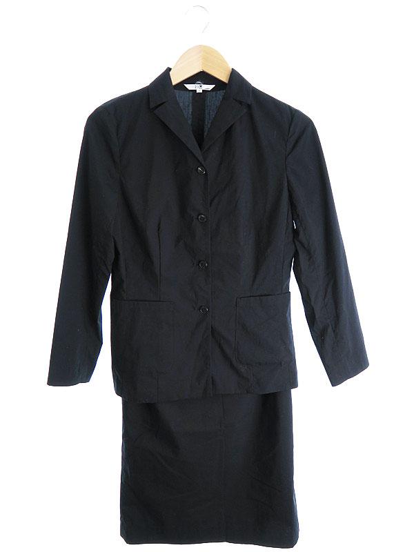 【23ku】【2ピース】23区『上下セットスカートスーツ size38』レディース セットアップ 1週間保証【中古】