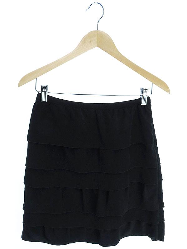 【FRAGILE】【ボトムス】フラジール『ティアードスカート size36』レディース 1週間保証【中古】