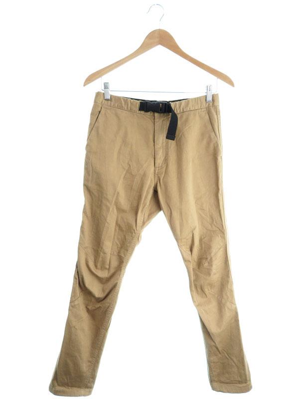 【ALPHA INDUSTRIES】【ボトムス】アルファインダストリーズ『チノパン sizeS』メンズ パンツ 1週間保証【中古】