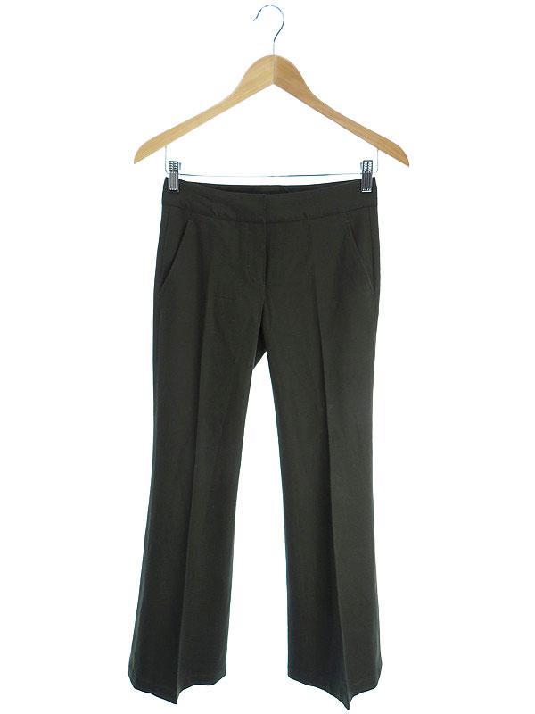 【theory】【ボトムス】セオリー『パンツ sizeX0』レディース ズボン 1週間保証【中古】