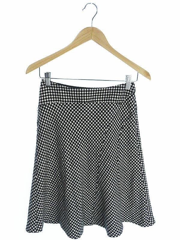 【23ku】【ボトムス】23区『ウールスカート size36』レディース 1週間保証【中古】