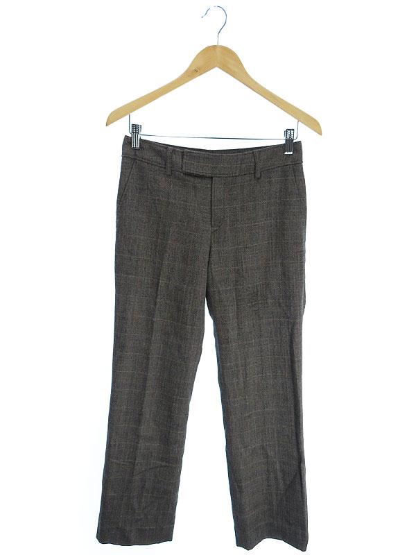 【DES PRES】【ボトムス】デプレ『パンツ size0』レディース スラックス 1週間保証【中古】