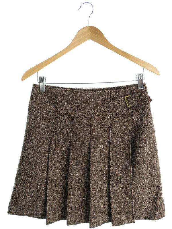 【Laura Ashley】【ボトムス】ローラアシュレイ『台形スカート size9』レディース 1週間保証【中古】