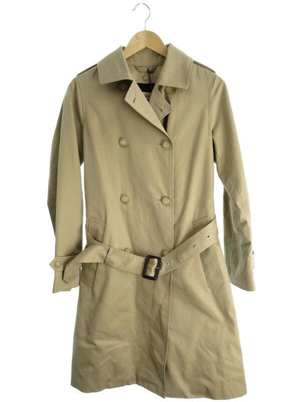【Traditional Weatherwear】【アウター】トラディショナルウェザーウェア『ライナー付きトレンチコート size34』レディース 1週間保証【中古】