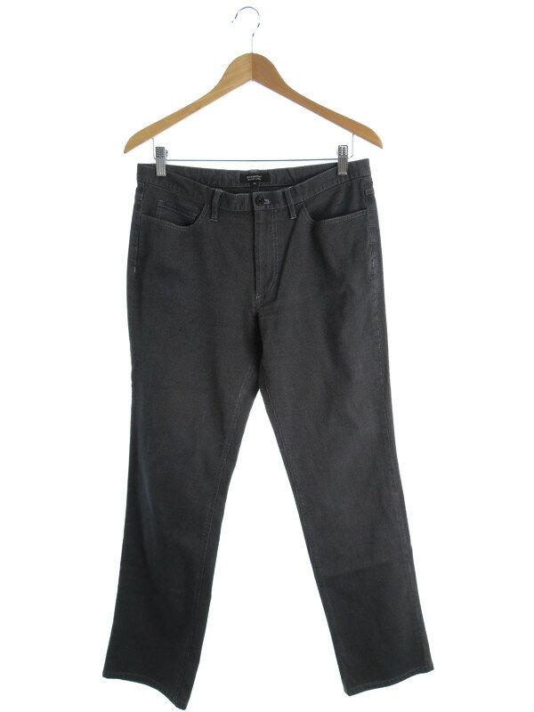【BURBERRY BLACK LABEL】【ボトムス】バーバリーブラックレーベル『千鳥柄パンツ size79』メンズ 1週間保証【中古】