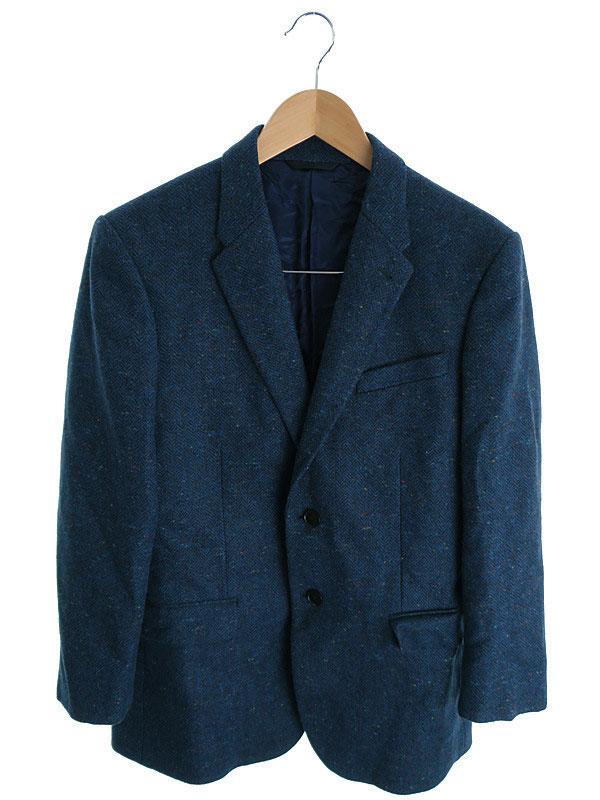 【Paul Smith LONDON】【アウター】ポールスミス『テーラードジャケット sizeL』メンズ ブレザー 1週間保証【中古】