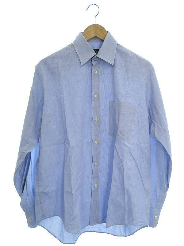 【FENDI】【トップス】フェンディ『長袖シャツ size39 15 1/2』メンズ 1週間保証【中古】