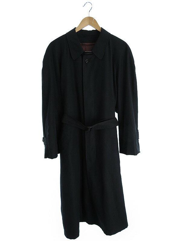 【Christian Dior】【アウター】クリスチャンディオール『ライナー付 ステンカラーコート size38S』メンズ 1週間保証【中古】