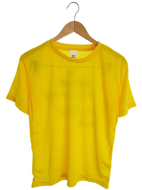 【MIZUNO】【トップス】【北九州マラソン2017】ミズノ『半袖Tシャツ sizeM』メンズ カットソー 1週間保証【中古】