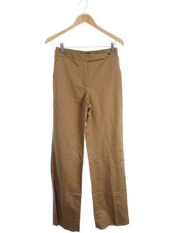 【Salvatore Ferragamo】【ボトムス】フェラガモ『ワイドパンツ size38』レディース ズボン 1週間保証【中古】