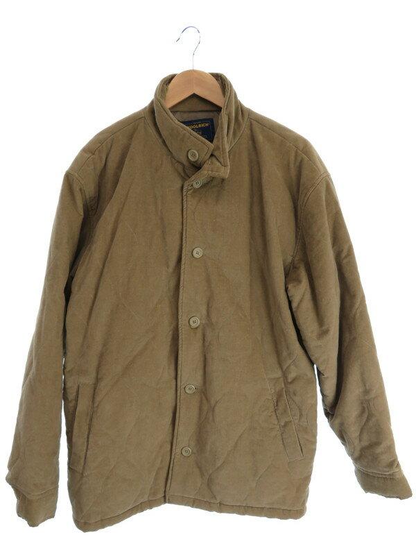 【WOOLRICH】【アウター】ウールリッチ『中綿ジャケット sizeL』メンズ 1週間保証【中古】