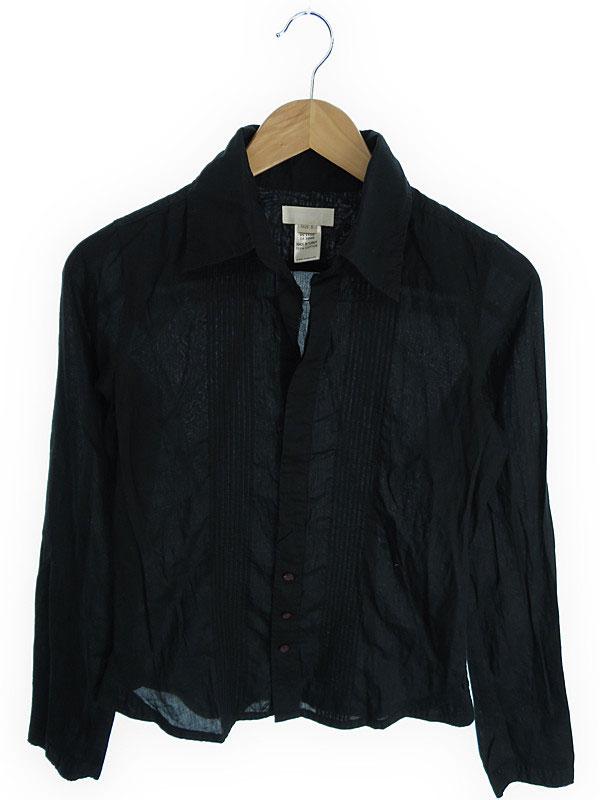 【DIESEL】【トップス】ディーゼル『コットン長袖シャツ sizeS』メンズ 1週間保証【中古】