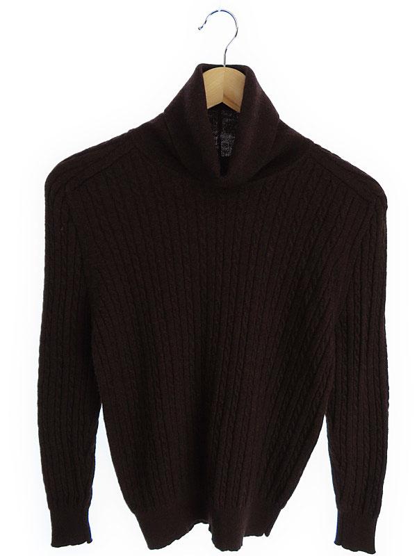 【CELINE】【トップス】セリーヌ『タートルネックウールニット size38』レディース セーター 1週間保証【中古】