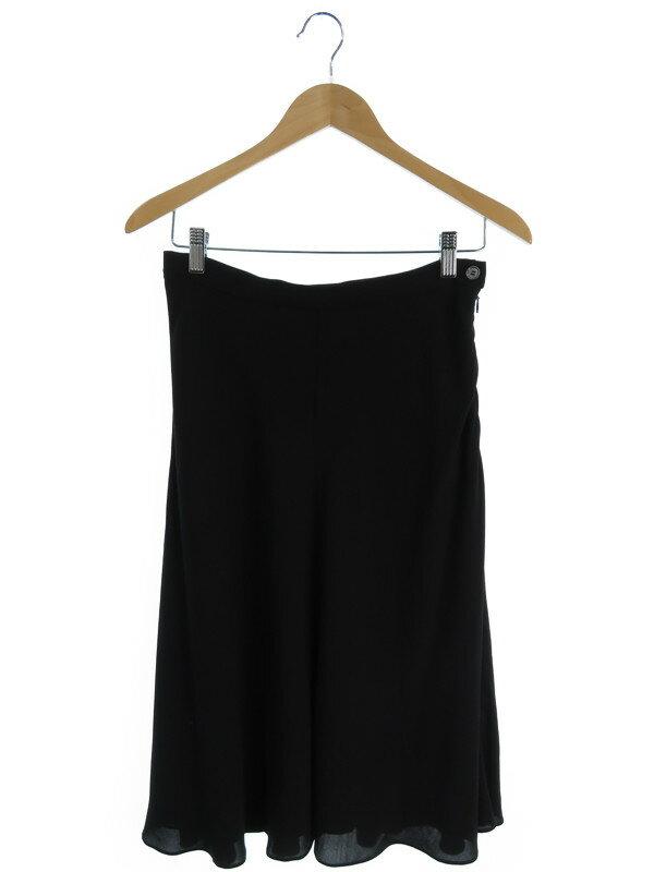 【CELINE】【ボトムス】セリーヌ『シルクスカート size38』レディース 1週間保証【中古】