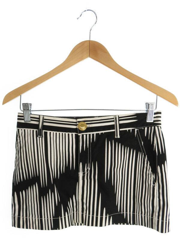 【GUCCI】【ボトムス】グッチ『総柄 ミニスカート size36』レディース パンツ 1週間保証【中古】