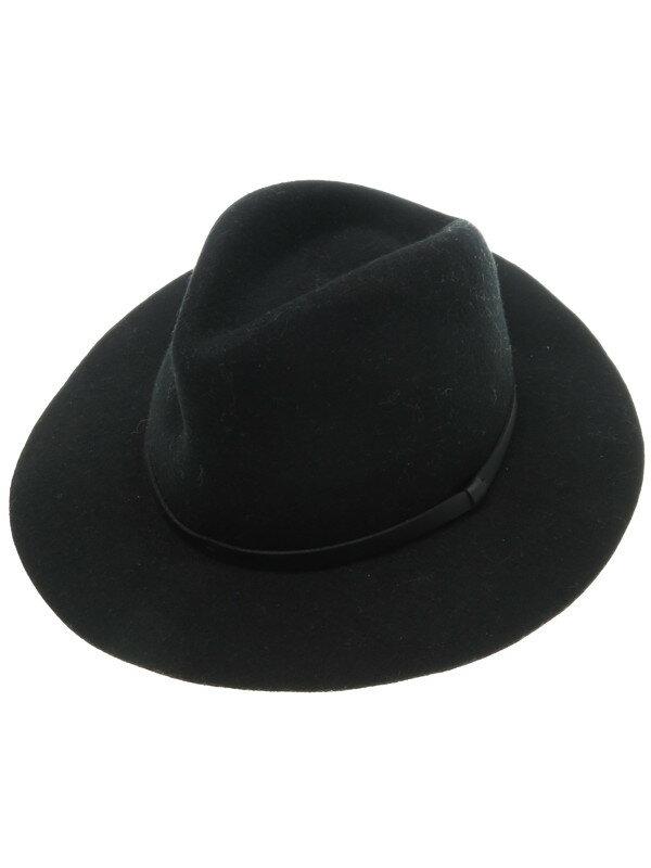 【FREAK'S STORE】フリークスストア『中折れハット』メンズ 帽子 1週間保証【中古】