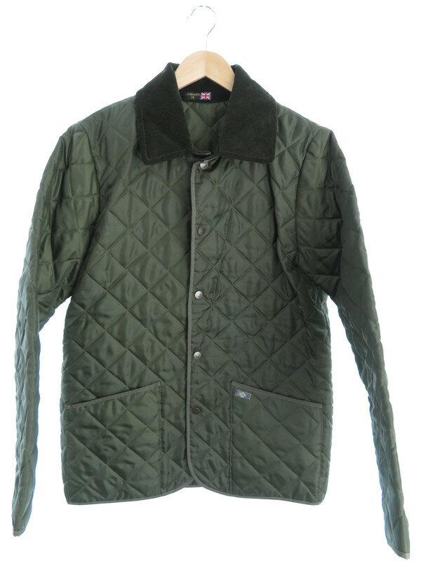 【Orobianco】【アウター】オロビアンコ『キルティングジャケット size40』メンズ ブルゾン 1週間保証【中古】
