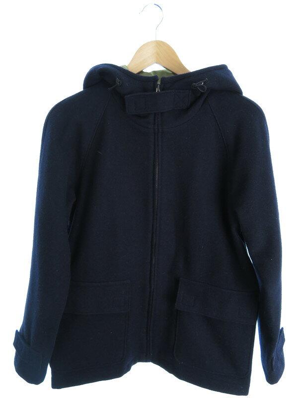 【grandecade】【アウター】グランデケード『フード付ジップアップジャケット』メンズ コート 1週間保証【中古】
