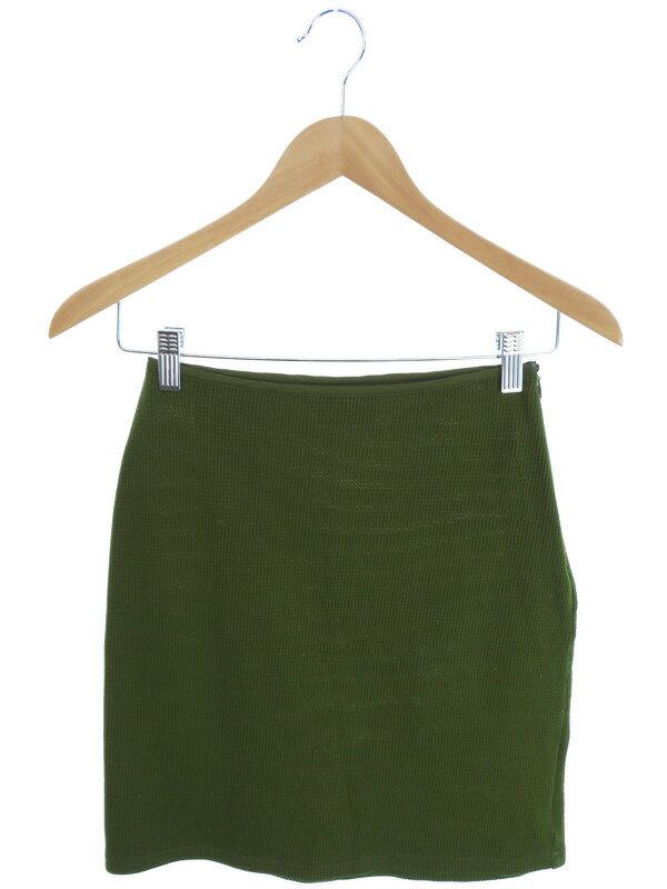 【FENDI】【ボトムス】フェンディ『タイトスカート size38』レディース 1週間保証【中古】