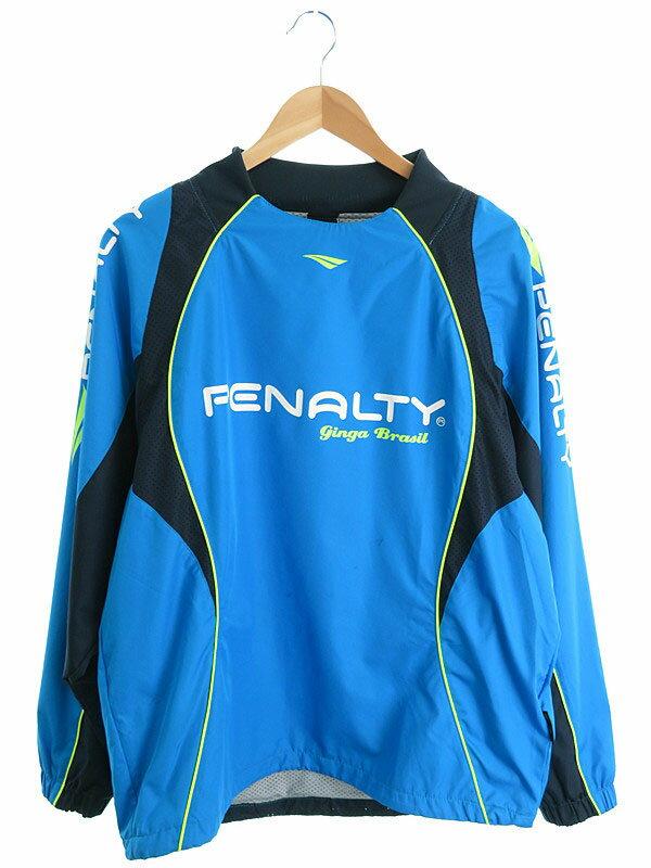 【PENALTY】【ウィンドブレーカー】【2ピース】ペナルティ『プルオーバージャージ上下 sizeM』メンズ セットアップ 1週間保証【中古】