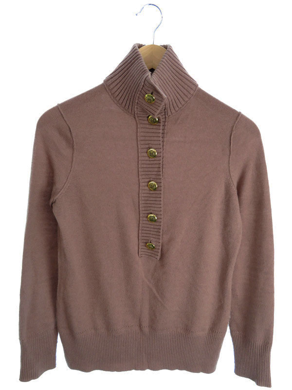 【TORY BURCH】【トップス】トリーバーチ『長袖ニット sizeS』レディース セーター 1週間保証【中古】