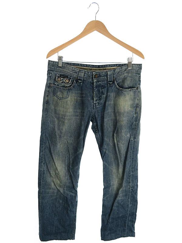 【D&G】【ボトムス】【ジーパン】D&G『ジーンズ size34』メンズ デニムパンツ 1週間保証【中古】