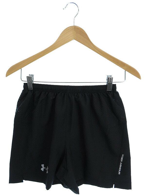 【UNDER ARMOUR】【ボトムス】アンダーアーマー『RUN5 ショーツ sizeSM』メンズ パンツ 1週間保証【中古】