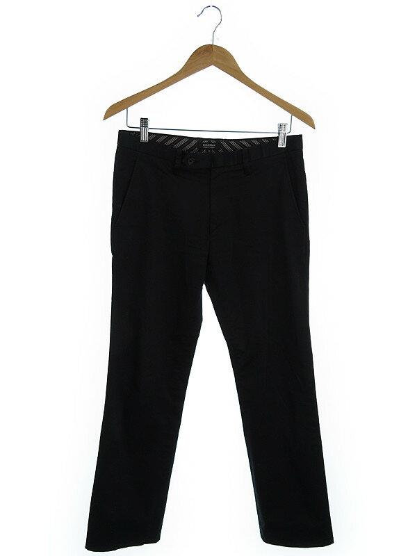 【BURBERRY BLACK LABEL】【ボトムス】バーバリーブラックレーベル『パンツ size73』メンズ 1週間保証【中古】
