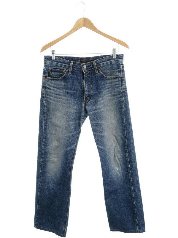 【Paul Smith JEANS】【ジーパン】【ボトムス】ポールスミスジーンズ『ジーンズ size31』メンズ デニムパンツ 1週間保証【中古】