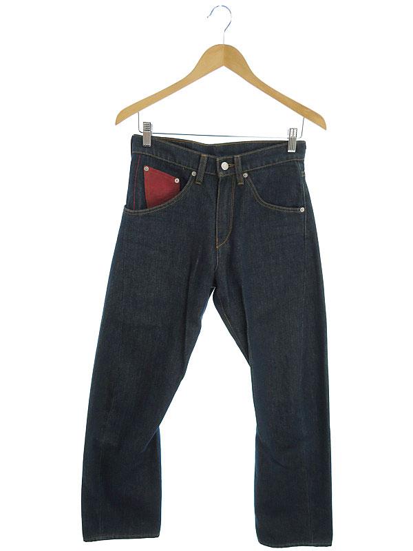 【LEVIS】【Coca-Cola】【非売品】【ジーパン】【ボトムス】リーバイス『ジーンズ sizeW29L32』メンズ デニムパンツ 1週間保証【中古】
