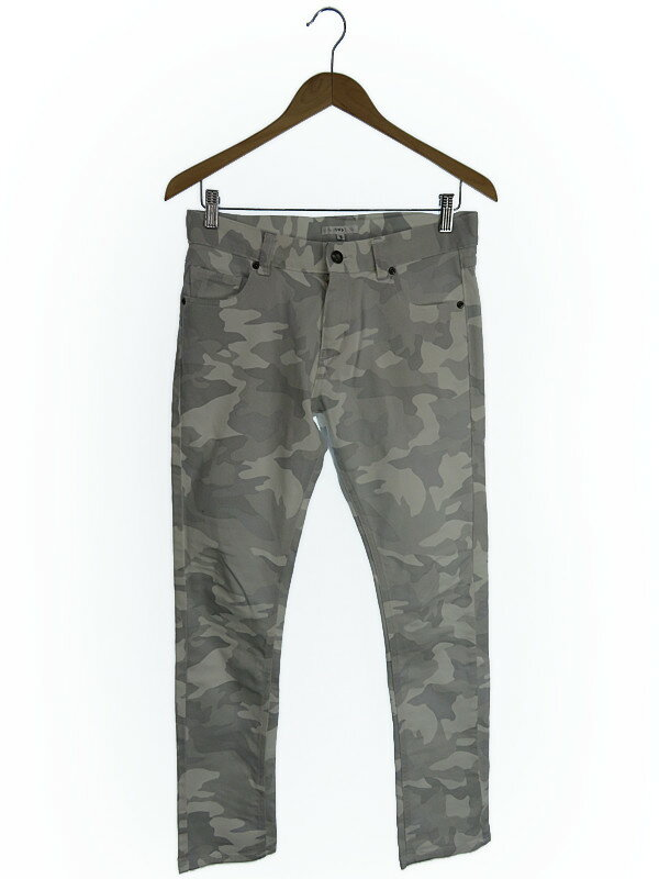【imp】【ボトムス】インプ『迷彩柄パンツ sizeS』メンズ ズボン 1週間保証【中古】