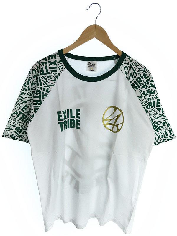 【24karats】【トップス】24カラッツ『ラグラン半袖Tシャツ sizeXL』メンズ カットソー 1週間保証【中古】