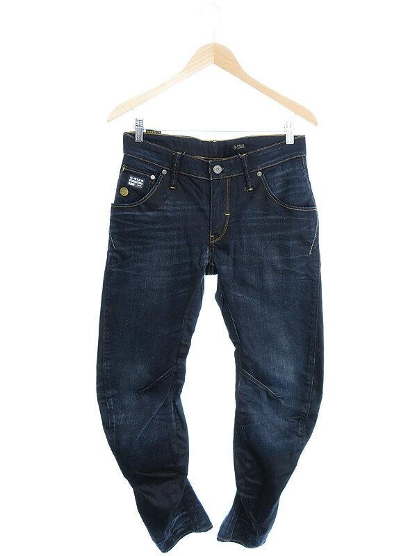 【G-STAR RAW】【ジーパン】【ボトムス】ジースターロゥ『ジーンズ size31』メンズ デニムパンツ 1週間保証【中古】
