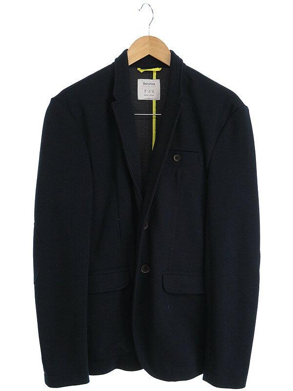 【Bershka】【トップス】ベルシュカ『テーラードジャケット sizeM』メンズ 1週間保証【中古】