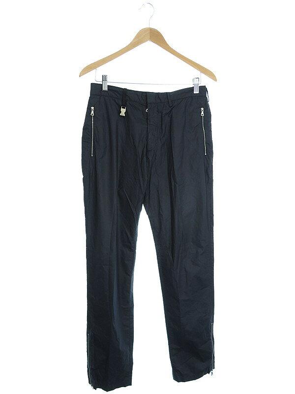 【PRADA】【ボトムス】プラダ『コットン混パンツ size46』メンズ 1週間保証【中古】