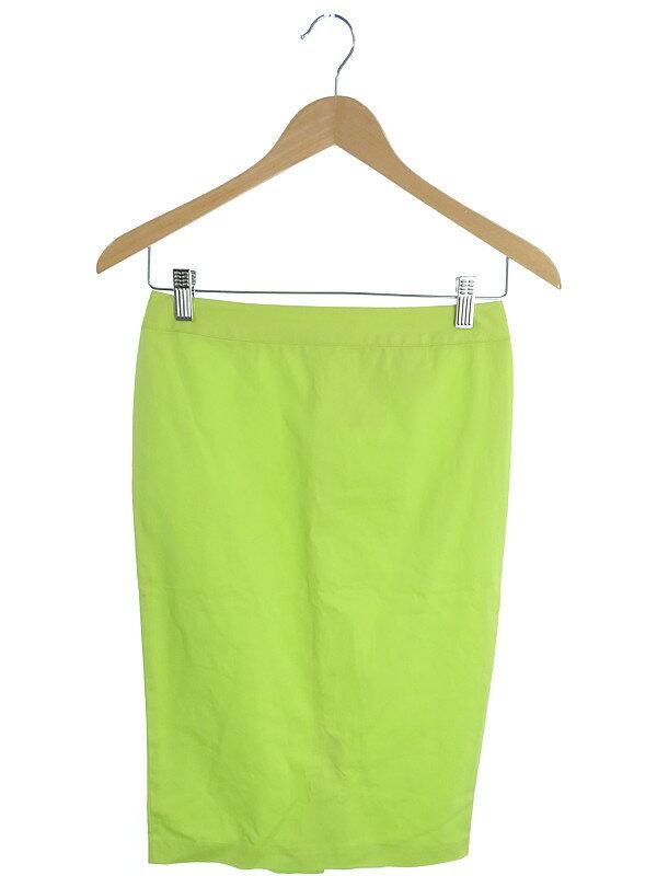 【D&G】【ボトムス】D&G『スリット入りタイトスカート size 24/38』レディース 1週間保証【中古】